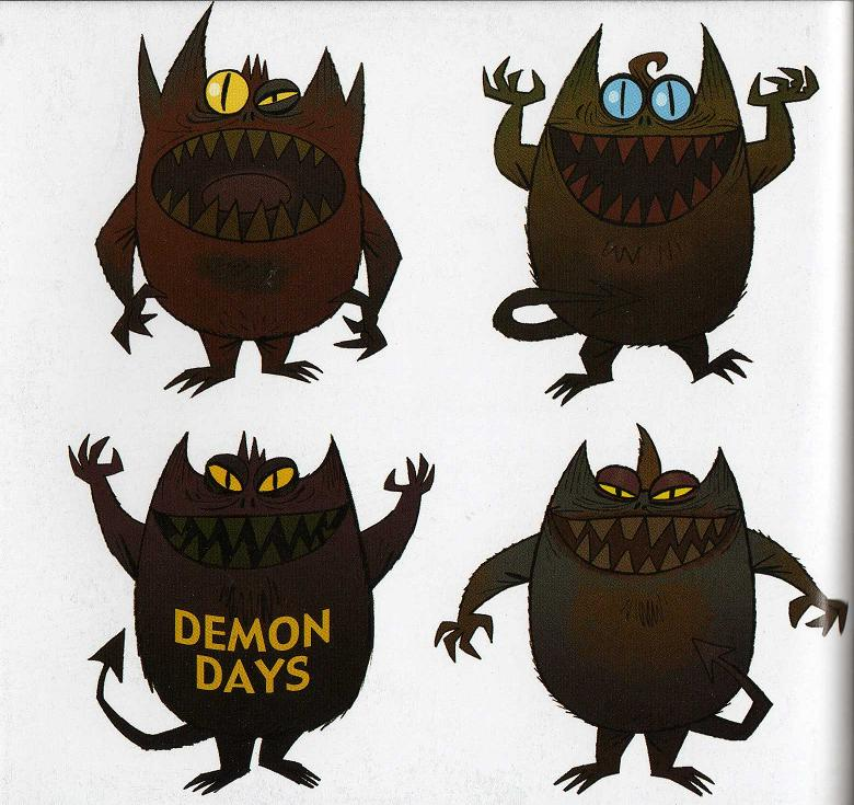 Demon все альбомы